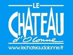 Logo Château d'Olonne avec site internet